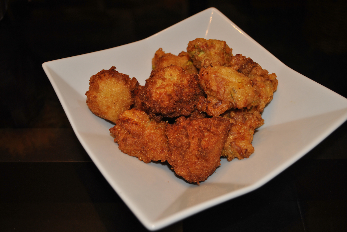 Pimento Cheese Hushpuppies
