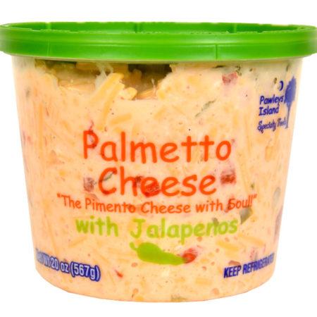 palmetto cheeese pimento cheese 20oz jalapeno
