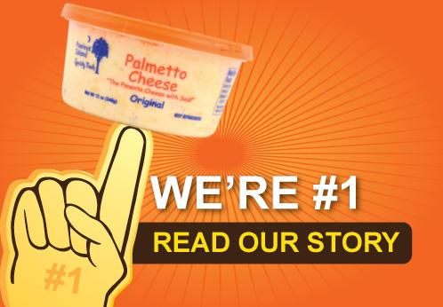 Palmetto pimento cheese with soul