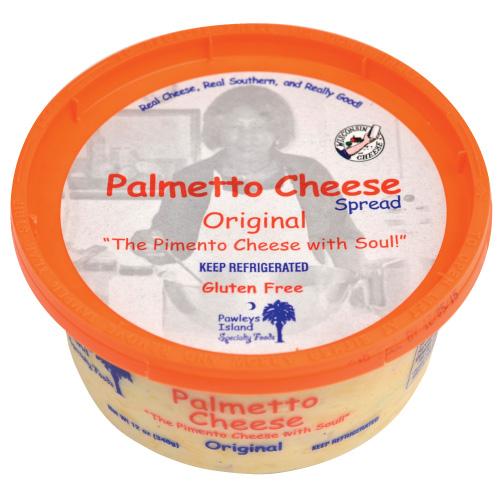 Palmetto Cheese 12 oz – Palmetto Cheese – The Pimento Cheese with Soul