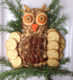 Palmetto Pimento Cheese Owl Cheeseball