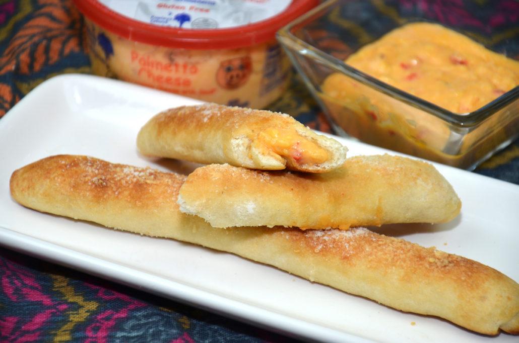 Cheese Stuffed Breadsticks