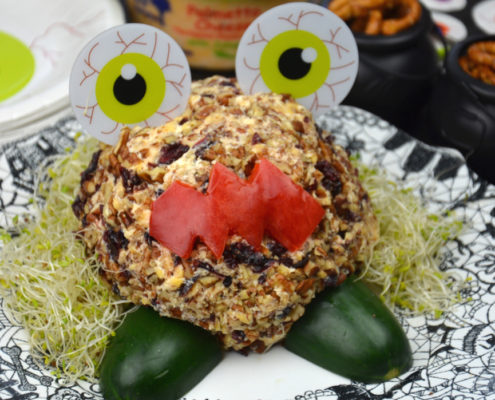 Monster Palmetto Cheese Ball