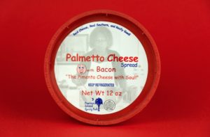 Palmetto Cheese with Bacon