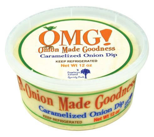 OMG! Caramelized Onion Dip