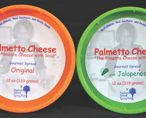 Palmetto Cheese Original and Jalapeno
