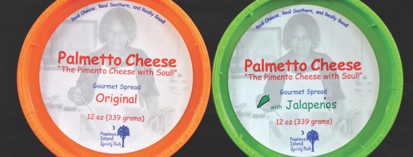 Palmetto Cheese Original and Jalapeno