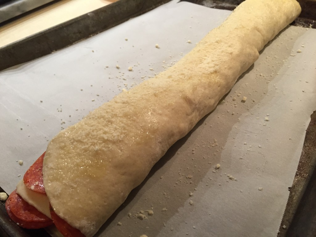 Palmetto Cheese Pepperoni Roll