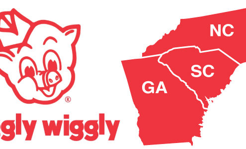 Sassy and Brian Henry Piggly Wiggly demo