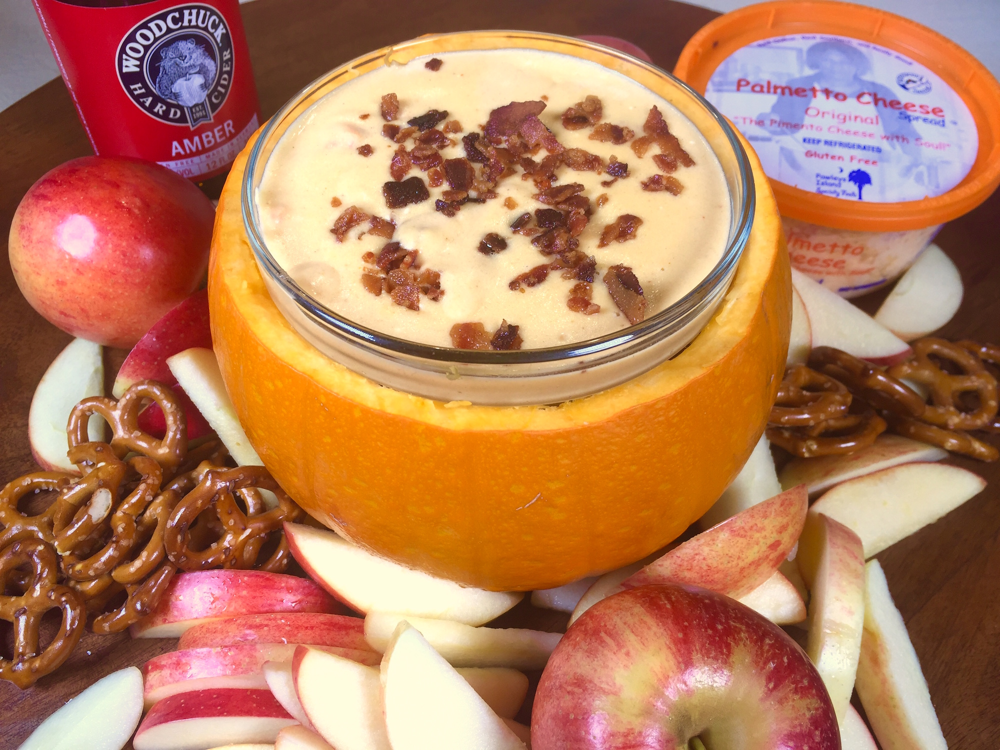 Hard Cider Cheese Dip