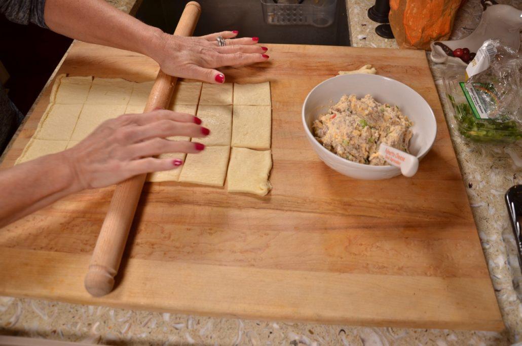 Palmetto Cheese Sausage Bundles
