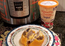 Palmetto Cheese Stuffed Peppers Instant Pot Recipe