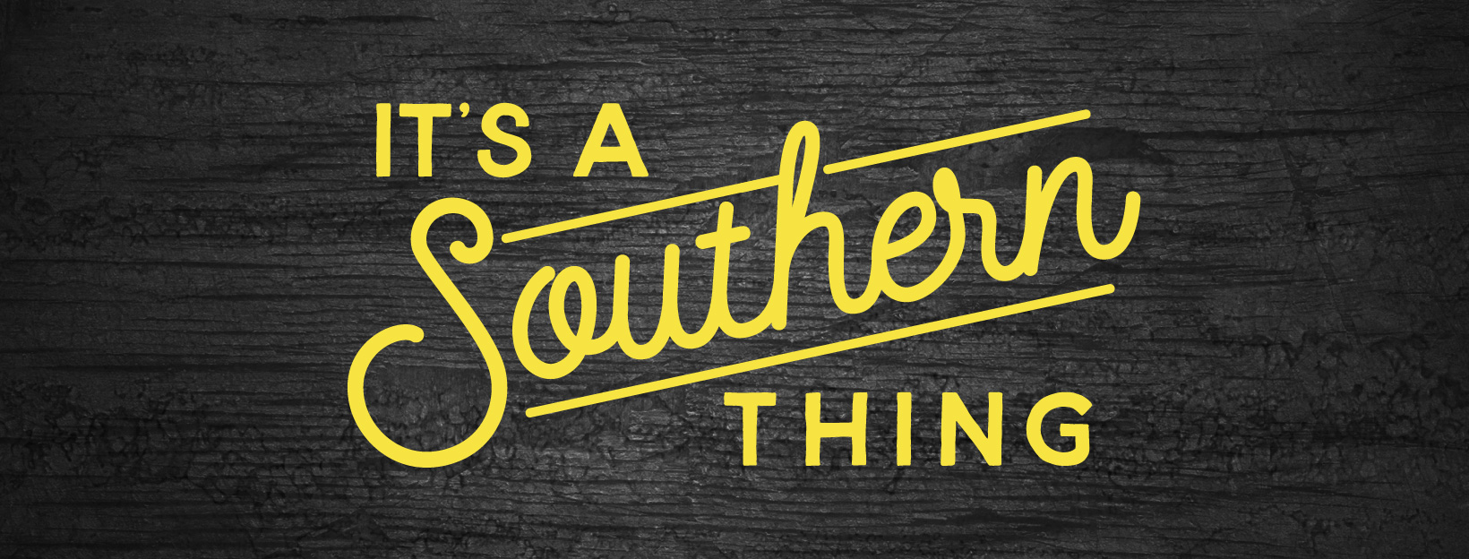 It's a Southern Thing logo