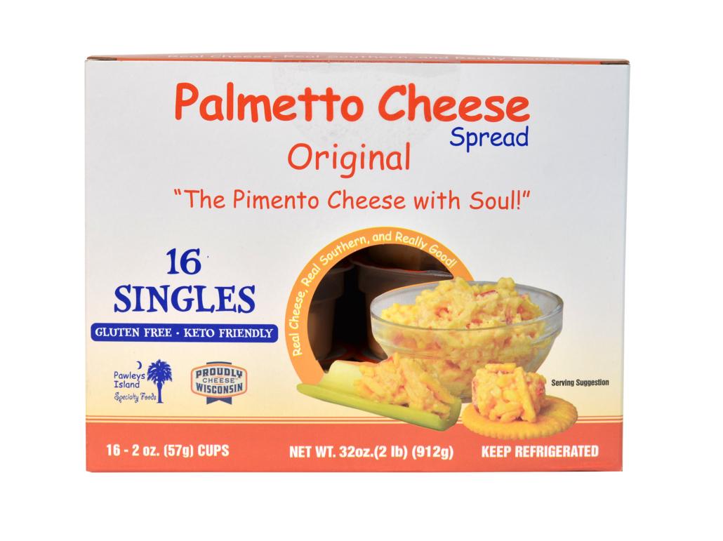 palmetto cheese snack pack costco single serve